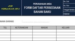 form log bhn bk